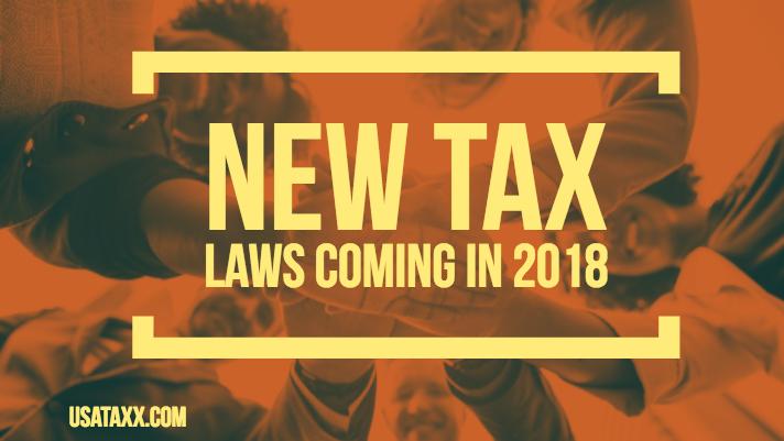 new tax laws