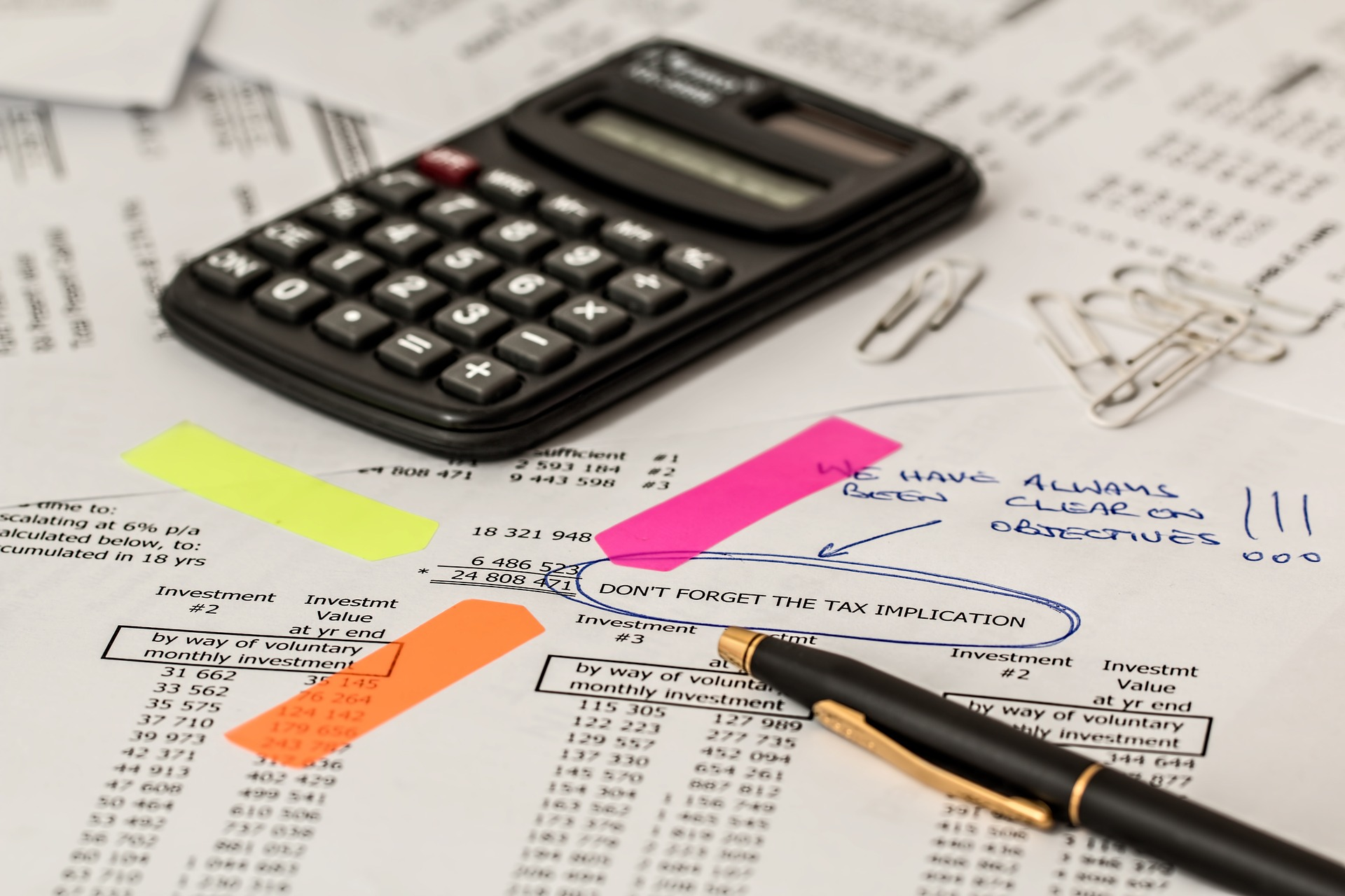 Accounting and Bookkeeping